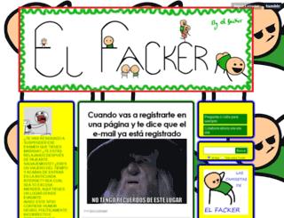 elfacker.tumblr.com screenshot