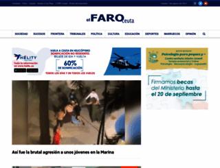 elfarodigital.es screenshot