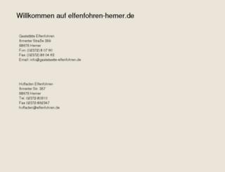 elfenfohren-hemer.de screenshot