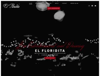 elfloridita.com screenshot