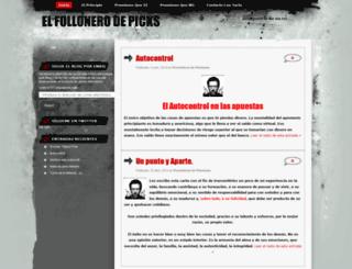 elfollonerodepick.wordpress.com screenshot
