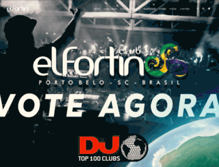 elfortinclub.com.br screenshot