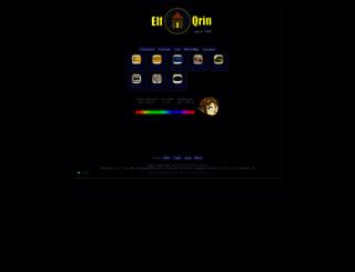 elfqrin.com screenshot