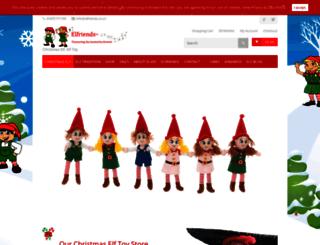 elfriends.co.uk screenshot