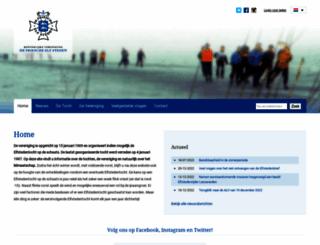 elfstedentocht.nl screenshot