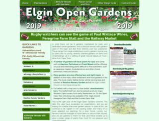 elginopengardens.co.za screenshot