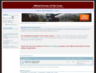 elgoats.5forum.net screenshot