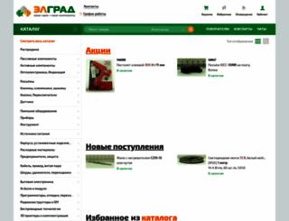 elgrad.net screenshot