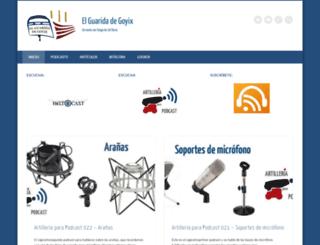 elguaridadegoyix.com screenshot