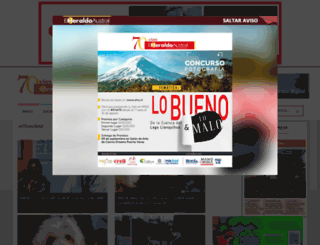 elheraldoaustral.cl screenshot