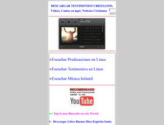 elhijodedios.com screenshot