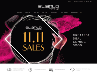 elianto.biz screenshot