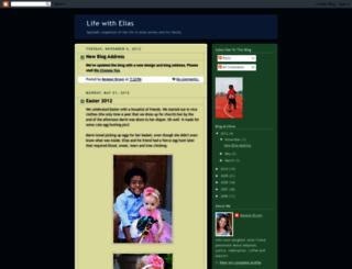 eliasbrown.blogspot.ch screenshot