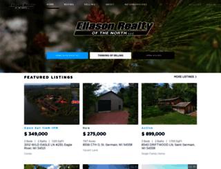 eliasonrealty.com screenshot