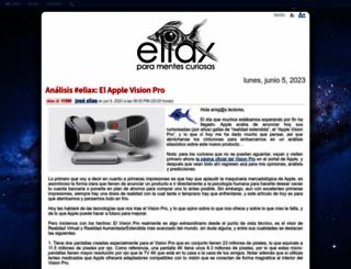 eliax.com screenshot