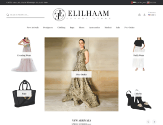 elilhaam.com screenshot