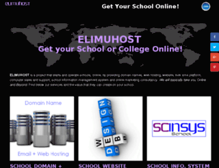 elimuhost.com screenshot