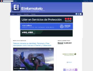 elinformatorio.blogspot.com.br screenshot