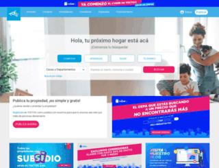 elinmobiliario.cl screenshot