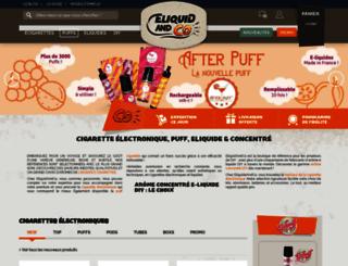 eliquidandco.com screenshot