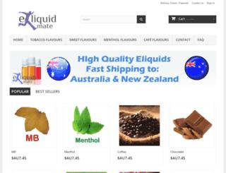 eliquidmate.com screenshot