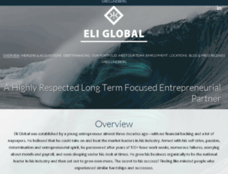 eliresearch.com screenshot