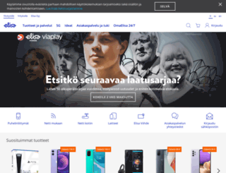 elisa.net screenshot