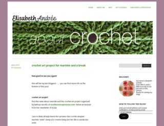 elisabethandree.wordpress.com screenshot