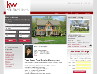elisadewees.com screenshot
