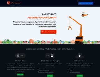 elisem.com screenshot