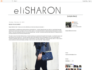 elisharon.blogspot.com screenshot