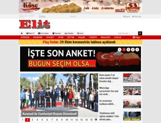 elit-haber.com screenshot