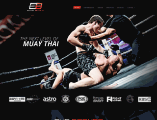 elite-boxing.com screenshot
