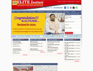 elite-edu.org screenshot