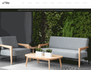 elite-furniture.co.uk screenshot