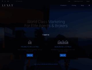 elite.luxvt.com screenshot