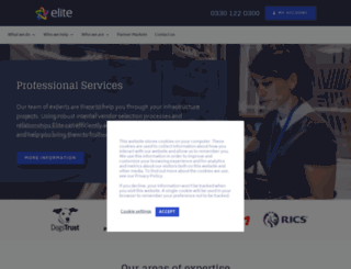 elite.net.uk screenshot