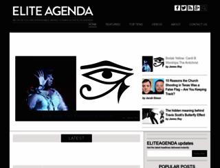 eliteagenda.com screenshot