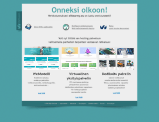 elitearmy.eu screenshot