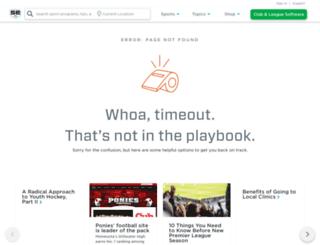 elitebaseballleague.com screenshot