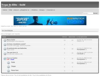 elitedatropa.team-forum.net screenshot