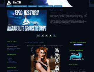 elitediplomats.com screenshot