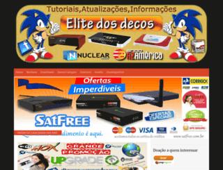elitedosdecos2.blogspot.com.br screenshot