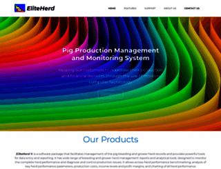 eliteherd.com screenshot