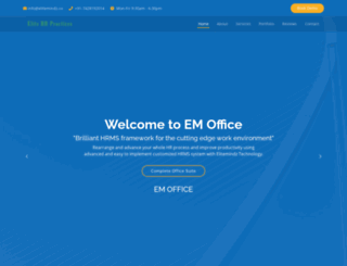 elitehrpractices.com screenshot