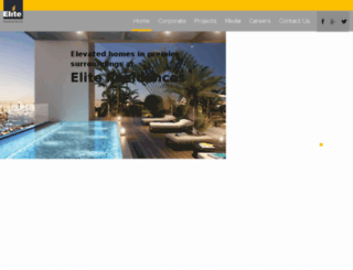 elitelandmarks.com screenshot