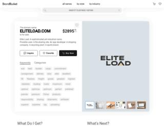 eliteload.com screenshot