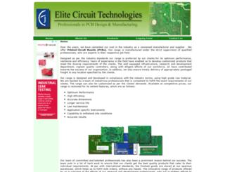 elitepcb.com screenshot