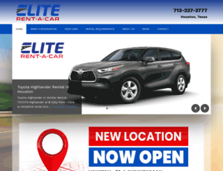 eliterac.com screenshot