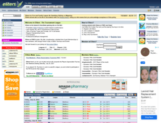 eliters.com screenshot